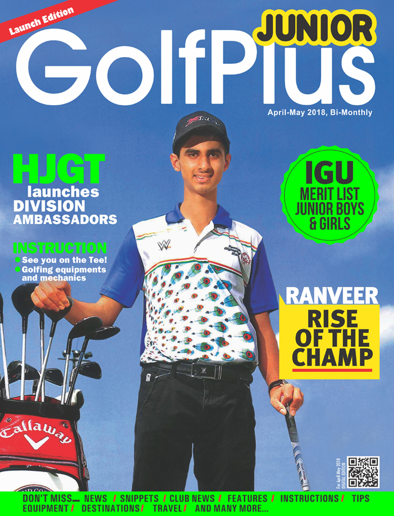 GolfPlus Monthly Junior